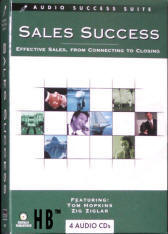 Sales Success cd